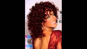 hair color on black women auburn hair color with copper highlights