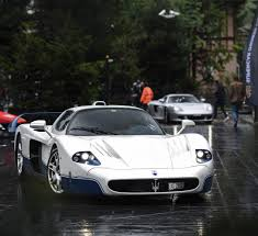 maserati mc12 race car mc12