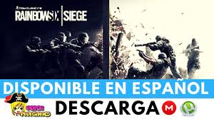 siege en descargar tom clancy s rainbow six siege en español pc 2017