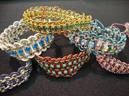 rhinestone chain bracelet images 62 best rhinestone cup chain images bangle jpg