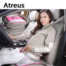 coussin si e auto atrée 1 pcs femmes coussin de siège de voiture ceinture