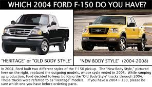 different types of ford f150 truckprousa faq