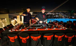 Hibachi Hibachi Catering Something Diferent For Your Guests
