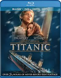 amazon black friday blue ray amazon com titanic four disc combo blu ray dvd digital copy