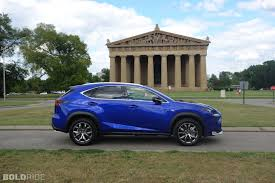 blue lexus nx 2015 lexus nx first drive more than just a face
