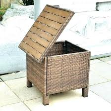 outdoor coffee table with storage diy outdoor coffee table with storage tables cool glass in simple