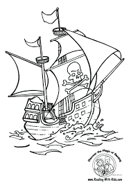 pirates coloring pages jake neverland printable book bucky