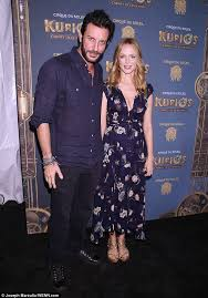 Flower Power Nyc - heather graham wows alongside beau tommy alastra at cirque du