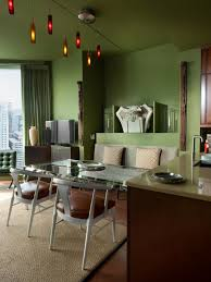photos hgtv green living space with dining area idolza