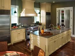 home kitchen interior design one wall kitchens hgtv