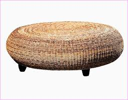 best seagrass round coffee table transform seagrass round coffee