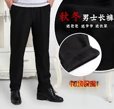 Clothes For 70 Year Olds 60 70 80 Year Old Grandpa Trousers Winter Clothes In The Elderly
