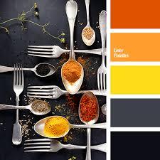 orange spice color shades of spices color palette ideas