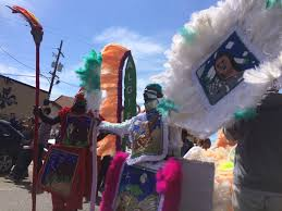 mardi gras indian super sunday is march 19 the latest