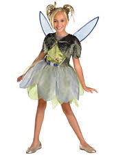 Halloween Costumes Tinkerbell Adults Tinker Bell Costumes Girls Ebay