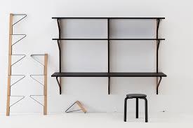 l etagere artek kaari collection by ronan erwan bouroullec
