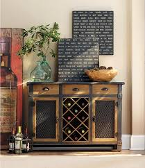 Bar Cabinet With Wine Cooler Sideboards Stunning Buffet Wine Cabinet Buffet Server With Wine