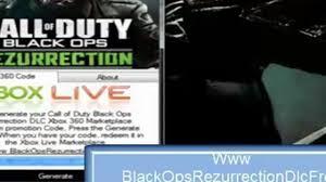 rezurrection map pack black ops rezurrection map pack free on xbox 360 link