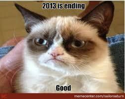New Grumpy Cat Meme - grumpy cat new year by sailorsaturn meme center