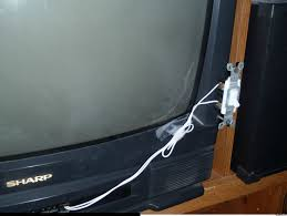 Button Broke Meme - the power button on the tv broke this is how my dad fixed it by