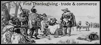 the other capitalist thanksgiving story how trade saved the