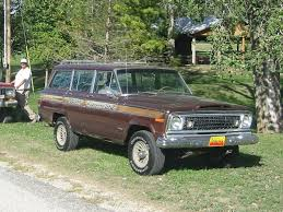 jeep wagon for sale 77 jeep wagoneer sold