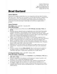 Free Sample Resume Objectives by Examples Of Resumes 87 Glamorous Cv Format Example Resume Simple