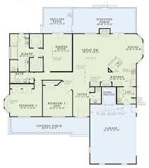 1 bedroom apartment house plans youtubel one level luxury house one level house plan with optional basement with 2131 sq ft one