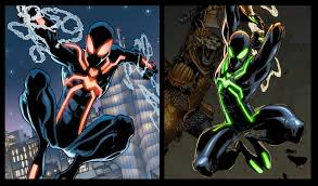 stealth costume spider man wiki fandom powered wikia