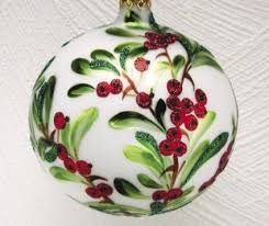 1238 best ornaments galore images on painted