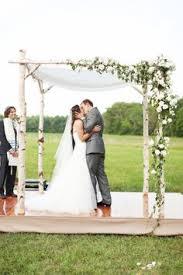 Wedding Arch Nyc San Francisco Wedding By Lisa Lefkowitz Wedding Dress Designers