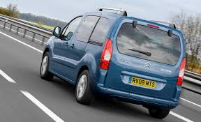 citroën berlingo multispace estate review 2008 parkers