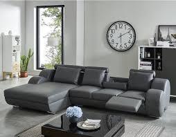 cdiscount canapé relax damien canapé de relaxation d angle gauche fixe 6 places pas cher
