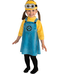 for k for your little female minion a blue jumper and is a great