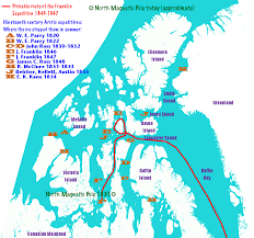 Baffin Bay On World Map by Science The Minnesota Heritage Songbook