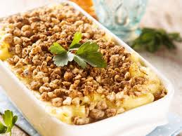 Cottage Cheese Recepies by Cottage Cheese Mac U0026 Cheese Bake Welcome To Prairie Farms