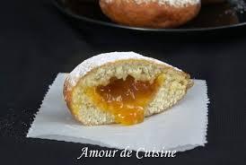 amoure de cuisine beignets a la confiture donuts à la confiture amour de cuisine