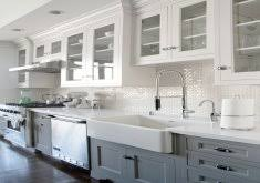 white kitchen backsplashes home design photo gallery