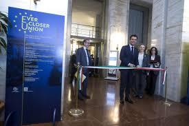 consiglio dei ministri europeo 60mo anniversario trattati di roma