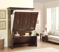 Computer Bed Desk by Bedroom Inspiring Unique Bed Design Ideas With Murphy Bed Costco