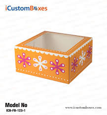 personalized donut boxes custom cake boxes printed cake packaging wholesale