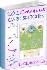 creative card sketches