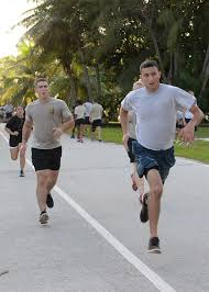 andersen airmen prepare for thanksgiving feast with run