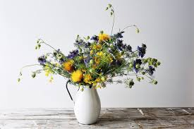 6 summery flower and food arrangements for every style