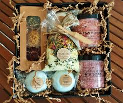 customized gift baskets gifts skin safari botanicals