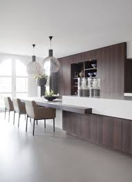 kitchen style gives the look kitchen an airy and contemporay