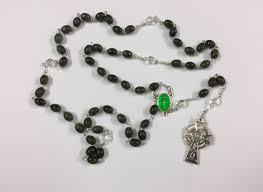 connemara marble rosary connemara marble rosary celtic thunder store
