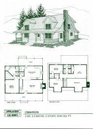 Large Log Home Floor Plans Large Log Cabin Home Plans