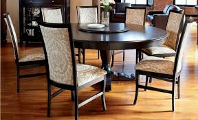 round table number of seats black round dining table dark brown coated wooden round table four