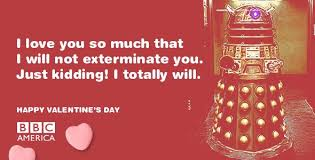 dr who valentines day cards picture of the week doctor who s day ecards girl